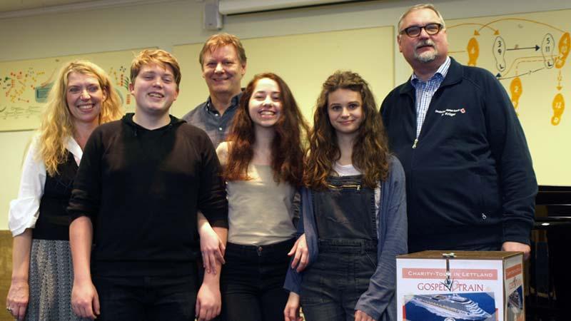 Goethe Schule Harburg auf nach riga drk und gospel ermitteln kreuzfahrt gewinner