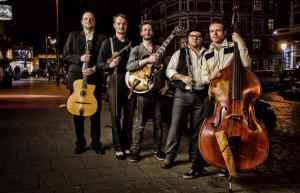 Djangonauten Manouche, Swing und Gipsy-Jazz made in Hamburg. | Foto: ein