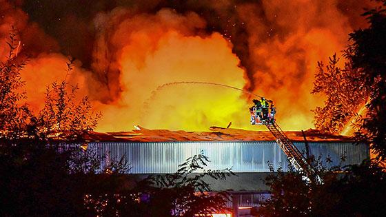 Feuer Wilhelmsburg