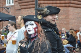 Aethercircus Steampunk Festival in Buxtehude (28.04.2018)