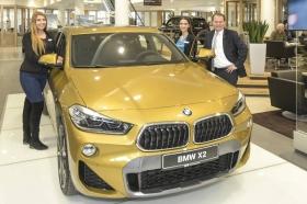 BMW X2-Präsentation @BMW B&K (17.03.2018)