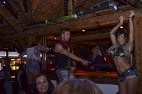 Coyote Ugly Party @Freudenhaus (13.05.2017)