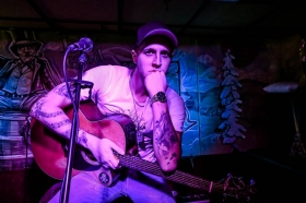Dennis Adamus @The Old Dubliner (04.01.2019)