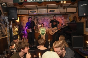 Falke Collective @The Old Dubliner (21.12.2018)