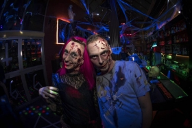 Halloween @Brazil Lounge (03.11.2018)