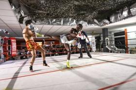 Hausgala @Trust Gym (09.12.2017)