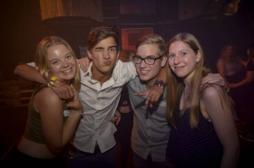 Hottest Sound @Club Maschen (04.08.2017)