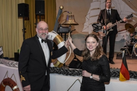 Internationaler Ball der Seefahrt @Privathotel Lindtner (02.12.2017)