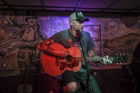 Jimmy Cornett @The Old Dubliner (04.08.2018)