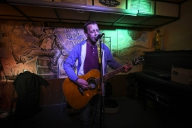 Nige Bray @The Old Dubliner (24.11.2018)