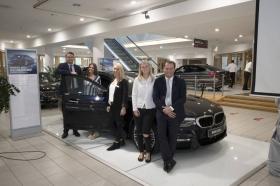 Präsentation des neuen BMW 5er Touring @ B&K (20.05.2017)