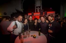 Pre-X-Mas-Party @Stellwerk (23.12.2017)
