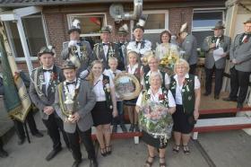 Schützen- und Volksfest Moorburg (04.-06.08.2017)