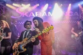 Skaramanga & Shrooms @Marias Ballroom (29.09.2018)