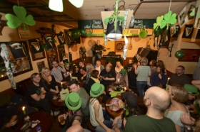 St. Patrick's Day @The Old Dubliner (17.03.2017)