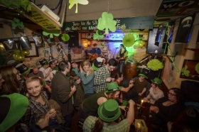 St Patrick's Day @The Old Dubliner (17.03.2018)
