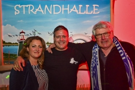 Strandhalle Over - Season Opening Party (13.04.2019)