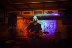 Tony Hudspeth @The Old Dubliner (02.06.2018)
