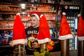 X-Mas-Party im Bierbrunnen (17.12.2017)